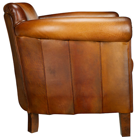 Buy John Lewis Camford Chair, Leather Online at johnlewis.com