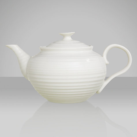 Buy Sophie Conran for Portmeirion Teapot, 1.1L Online at johnlewis.com