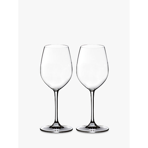 Buy Riedel Vinum Sauvignon Blanc Glass, Set of 2 Online at johnlewis.com