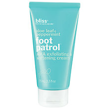 Buy Bliss Foot Patrol, 75ml Online at johnlewis.com