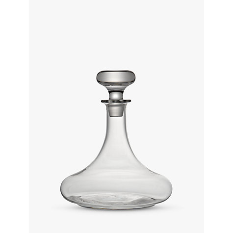 Buy Dartington Crystal Admiral's Decanter Online at johnlewis.com
