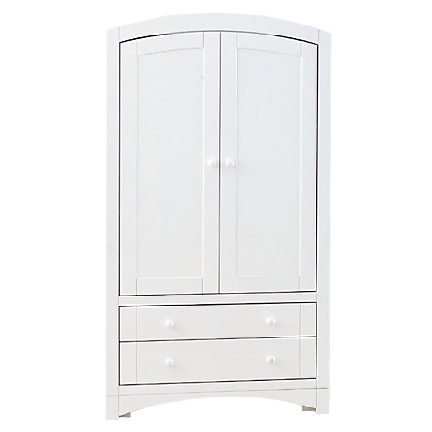 Buy Sophia Wardrobe, White Online at johnlewis.com