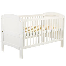 Buy Kerry O'Brien Sophia Cotbed, White Online at johnlewis.com
