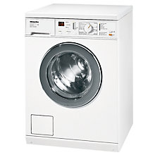 Buy Miele W3204 Washing Machine, 6kg Load, A+ Energy Rating, 1300rpm Spin,White Online at johnlewis.com