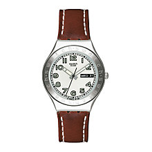 Buy Swatch YGS732 Core Collection Casse-Cou Watch Online at johnlewis.com