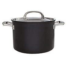 Buy Meyer Infinite Circulon Stockpot, 24cm Online at johnlewis.com