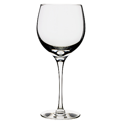 Dartington Crystal Chateauneuf Goblets, Set of 2, Clear
