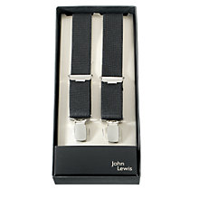 Buy John Lewis Narrow Braces, One Size Online at johnlewis.com