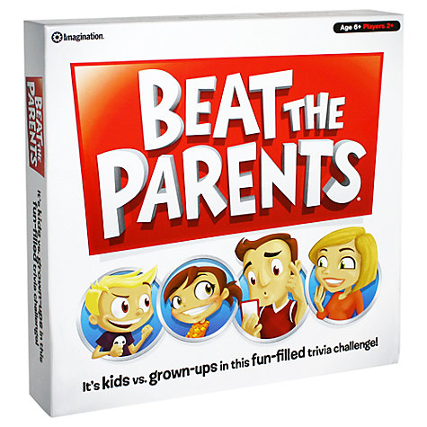 Buy Beat The Parents Online at johnlewis.com