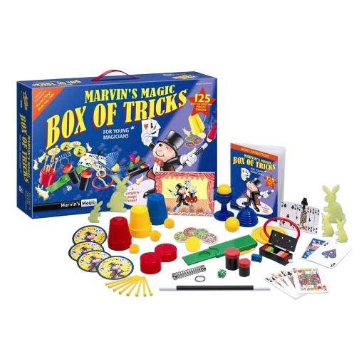 Marvin's Magic Marvin's Magic: 125 Amazing Tricks Set