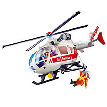 Buy Playmobil Medical Helicopter Online at johnlewis.com