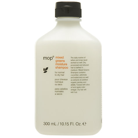 Buy mop® Mixed Greens Shampoo, 300ml Online at johnlewis.com