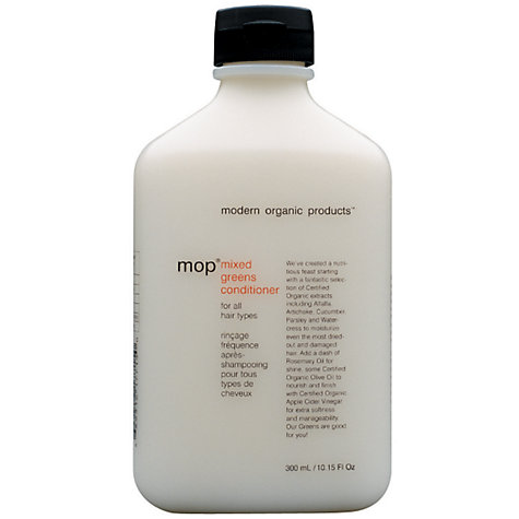 Buy mop® Mixed Greens Conditioner, 300ml Online at johnlewis.com