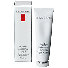 Buy Elizabeth Arden Eight Hour® Cream Skin Protectant, 50ml Online at johnlewis.com