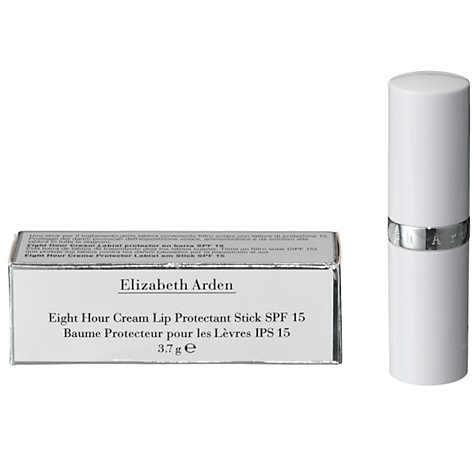 Buy Elizabeth Arden Eight Hour® Cream Lip Protectant Stick SPF 15 Online at johnlewis.com