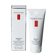 Buy Elizabeth Arden Eight Hour® Cream Intensive Moisturising Body Treatment, 200ml Online at johnlewis.com