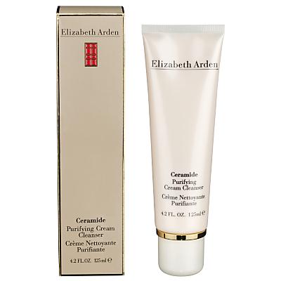 shop for Elizabeth Arden Ceramide Purifying Cream Cleanser, 125ml at Shopo