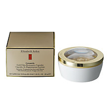 Buy Elizabeth Arden Ceramide Gold Ultra Restorative Capsules, Total 60 capsules with Holiday Gift Set Online at johnlewis.com