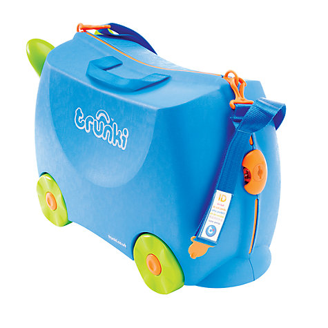 Buy Trunki Terrance, Blue Online at johnlewis.com