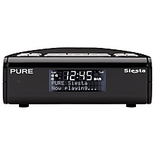 Buy Pure Siesta DAB Digital Clock Radio Online at johnlewis.com