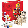 House of Crafts Russian Doll Painting Kit