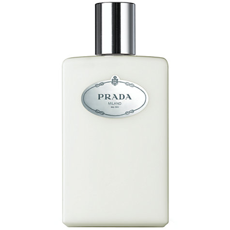 Buy Prada Infusion d'Iris Body Lotion, 250ml Online at johnlewis.com