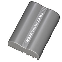 Buy Nikon EN-EL3E Rechargeable Li-ion Battery Online at johnlewis.com