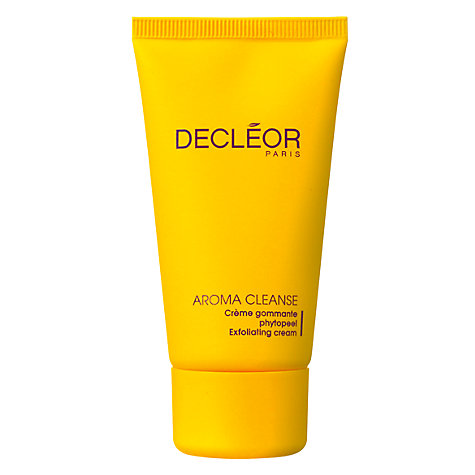Buy Decléor Source D'eclat Radiance Exfoliating Cream, 50ml Online at johnlewis.com