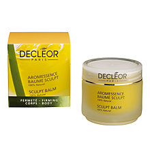 Buy Decléor Aromessence Sculpt Balm, 50ml Online at johnlewis.com