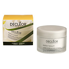 Buy Decléor Perfect Sculpt Divine Rejuvenating Cream, 200ml Online at johnlewis.com
