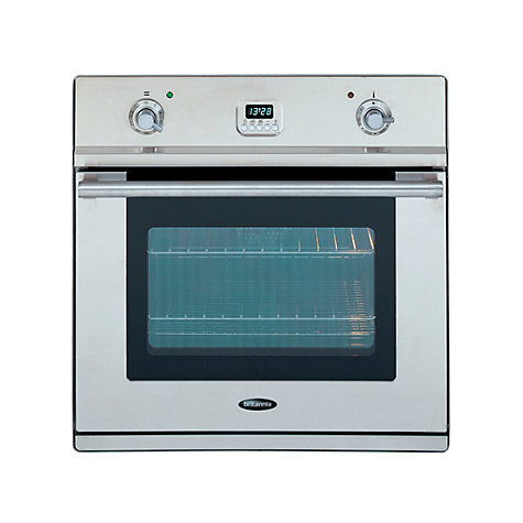 Buy Britannia OV-600LMP-SS Single Electric Oven, Stainless Steel Online at johnlewis.com