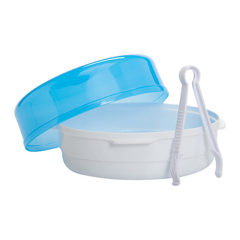 Buy Dr Brown's Microwave Steriliser Online at johnlewis.com