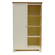 Buy John Lewis Nouveau Double Wardrobe, Ivory Online at johnlewis.com