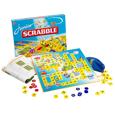 Buy Junior Scrabble Online at johnlewis.com