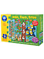 Orchard Toys One, Two, Tree Number Jigsaw Puzzle, 30 Pieces