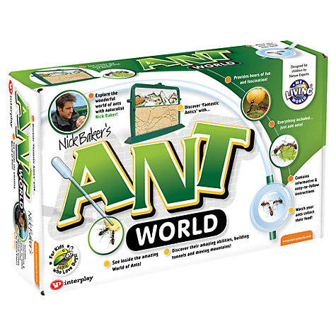 Buy My Living World Ant World Online at johnlewis.com