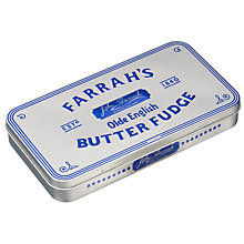 Buy Farrah's Olde English Butter Fudge, 200g Online at johnlewis.com
