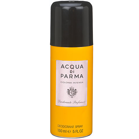 Buy Acqua di Parma Colonia Intensa Deodorant Spray Online at johnlewis.com