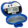Buy Tanita PD-637 Pedometer, Translucent Blue Online at johnlewis.com