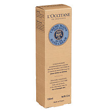 Buy L'Occitane Shea Butter Hand Cream, 150ml Online at johnlewis.com
