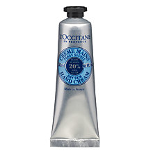 Buy L'Occitane Shea Butter Hand Cream, 30ml Online at johnlewis.com