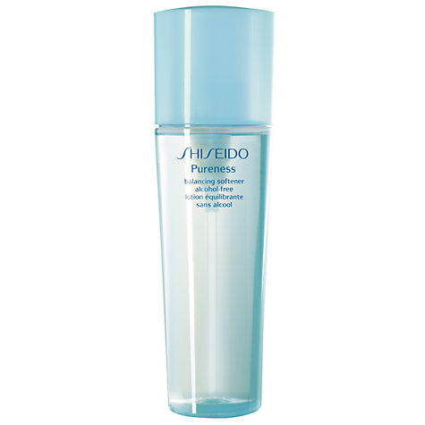 Buy Shiseido Pureness Balancing Softener, 150ml Online at johnlewis.com