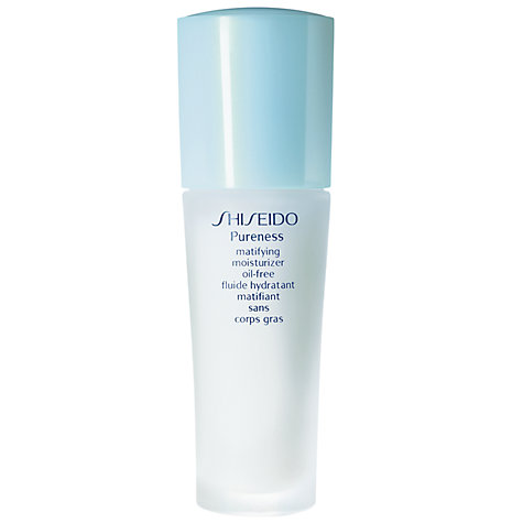 Buy Shiseido Pureness Matifying Moisturiser, 50ml Online at johnlewis.com