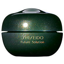 Buy Shiseido Future Solution Total Revitalizing Cream, 50ml Online at johnlewis.com