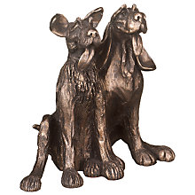Buy Frith Sculpture Tom & Fred, by Harriet Dunn Online at johnlewis.com