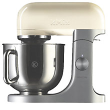 Buy Kenwood kMix KMX52 Stand Mixer, Almond and FREE Hand Blender Online at johnlewis.com