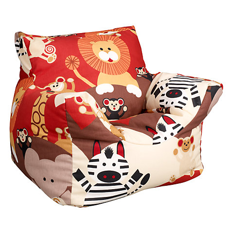 Buy Cheeky Monkey Bean Chair Online at johnlewis.com
