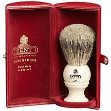 Buy Kent Shaving Brush Online at johnlewis.com