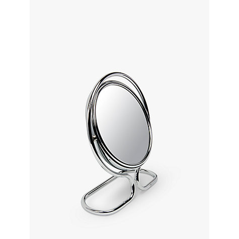 Buy John Lewis Shaving Mirror, Chrome Online at johnlewis.com