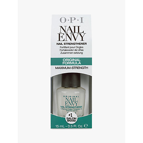 Buy OPI Original Nail Envy Strengthener, 15ml Online at johnlewis.com
